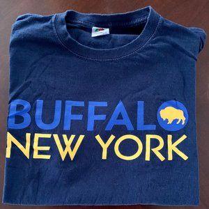 Buffalo, NY t-shirt XXL